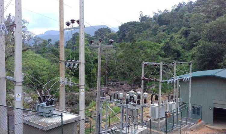 Moragaha Oya Hydropower Project