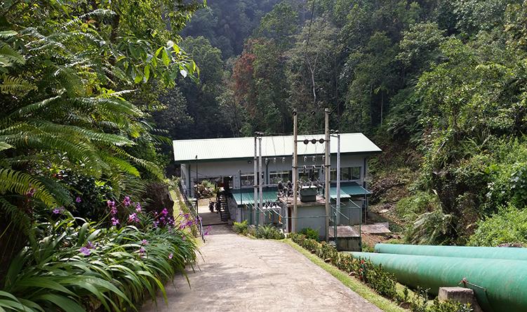 Upper Magal Ganga Hydropower Project