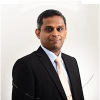 Mr. Kishan Nanayakkara
