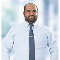 Mr. Akila Gunarathna – Head of Finance