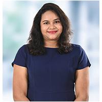 Ms. Harshini Manage - Manager – Human Resources & Sustainability
